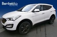 Used Hyundai Santa Fe CRDi Premium SE 5dr (7 Seats)