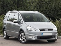 Used Ford Galaxy TDCI ZETEC 140PS