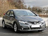Used Honda Civic I-VTEC ES Automatic