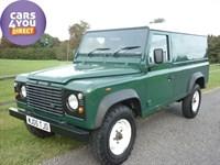 Used Land Rover Defender 110 TD5 STATION WAGON