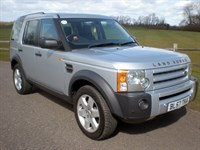 Used Land Rover Discovery 3 TDV6 HSE Automatic