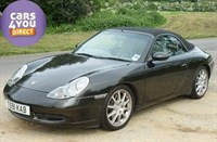 Used Porsche 911 996 CABRIOLET with Hard Top