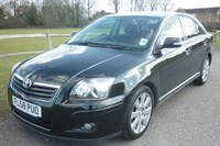 Used Toyota Avensis D-4D TR, Factory Sat Nav