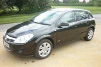 Used Vauxhall Astra Elite 16V Full Leather Interior