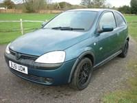 Used Vauxhall Corsa SRi 16v 3dr