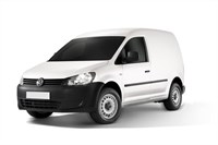 Used VW Caddy TDI LIFE C20+ 102PS with Pack