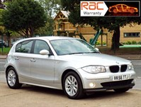 Used BMW 118i 1 SERIES SE 5dr [6] Full service history