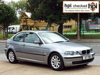 Used BMW 316ti 3 SERIES ES 3dr