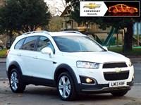 Used Chevrolet Captiva VCDi LTZ 5dr Warranty until 2016
