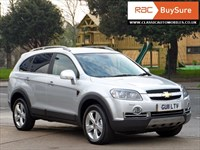 Used Chevrolet Captiva VCDi LTZ 5dr [7 Seats]
