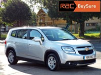 Used Chevrolet Orlando VCDi LS 5dr 1 Owner / Full service history