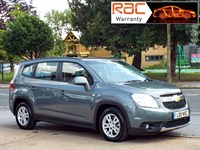 Used Chevrolet Orlando VCDi 163 LT 5dr Auto 1 Owner/ Low mileage