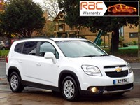 Used Chevrolet Orlando TD LT 5dr 1 Owner/ 7 Seats/ Full history