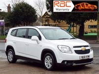 Used Chevrolet Orlando LT 5dr 7 Seater / 1 Owner