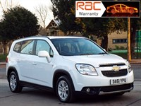 Used Chevrolet Orlando LT 5dr 1 Owner/ 7 Seats/ Full history