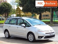 Used Citroen C4 Grand Picasso HDi 16V VTR Plus 5dr EGS Panoramic windscreen