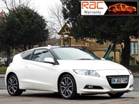 Used Honda CR-Z 1.5 GT 3dr / Full leather
