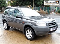 Used Land Rover Freelander ES STATION WAGON 5DR NEW CLUTCH and MOT