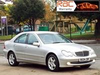 Used Mercedes C200 C CLASS CDI Avantgarde SE 4dr Auto