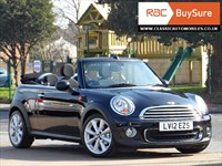 Used MINI Convertible One 2dr 1 Owner / Full service history
