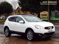 Used Nissan Qashqai 1.5dCi Tekna 5dr Satnav/ Lether/ Pan. roof