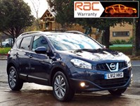 Used Nissan Qashqai 1.5dCi Tekna 5dr Satnav/ Lether / Pan roof