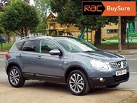 Used Nissan Qashqai Tekna 5dr CVT 1 Owner / Low mileage