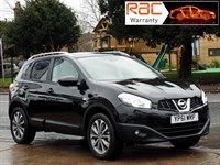 Used Nissan Qashqai Tekna 5dr Satnav/ Lether/ Pan. roof