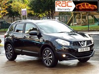 Used Nissan Qashqai [117] N-Tec 5dr 1 Owner / Full service history