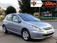 Used Peugeot 307 HDi SE 5dr (a/c)