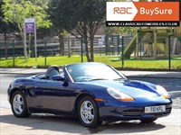 Used Porsche Boxster 2dr Leather / Full service history