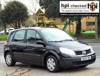 Used Renault Megane Scenic Authentique 5dr