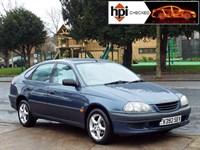 Used Toyota Avensis SE Ltd Edn 5dr Affordable Workhorse
