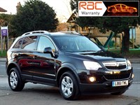 Used Vauxhall Antara Exclusiv 5dr Part Leather / Full history