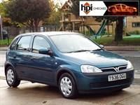 Used Vauxhall Corsa 1.2i 16V Comfort 5dr Economical