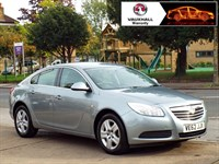 Used Vauxhall Insignia 1.8i 16V Exclusiv 5dr