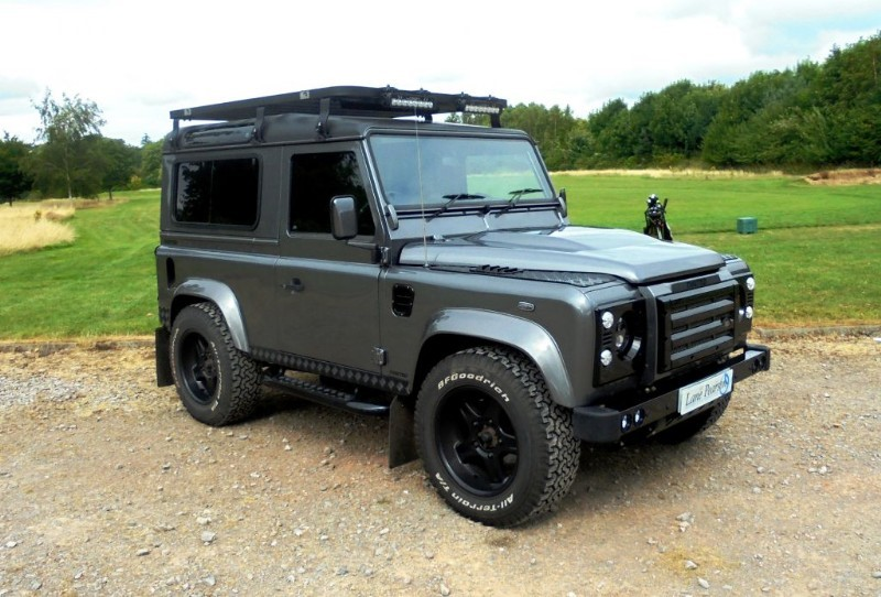 Used Corris Grey Land Rover Defender For Sale Bristol