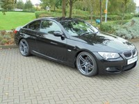 Used BMW 330d M SPORT- BMW Sat Nav 19 Inch Shadow Grey Alloys