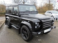 Used Land Rover Defender 90 TD XS OVERLAND WITH MONSTER SPEC!