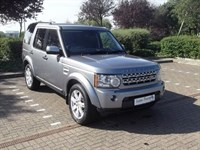 Used Land Rover Discovery 4 Rare Commercial + Vat, Rear Seats, Sat Nav