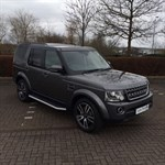 Used Land Rover Discovery Commercial XS Mega Spec With Rear Seats Plus Vat