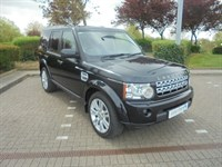 Used Land Rover Discovery 4 SDV6 COMMERCIAL With Rear Seats!  Plus Vat