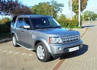 Used Land Rover Discovery 4 SDV6 COMMERCIAL