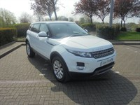 Used Land Rover Range Rover Evoque ED4 PURE TECH--Sat Nav