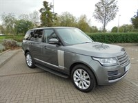 Used Land Rover Range Rover TDV6 VOGUE With Rear Entertainment System!
