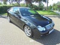 Used Mercedes C200 KOMPRESSOR SE SPORTS