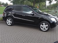 Used Mercedes ML320 Sport With Only 1 Owner And Sat Nav