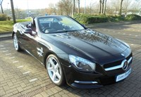 Used Mercedes SL350 Sport AMG With A Great Spec