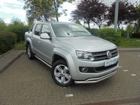 Used VW Amarok Highline TDI With Rear Cover, Sat Nav-Just Serviced