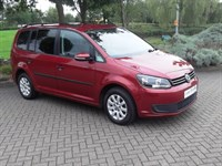 Used VW Touran S TDI BLUEMOTION TECHNOLOGY